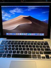 2010 Macbook Pro 13 inch *upgraded*