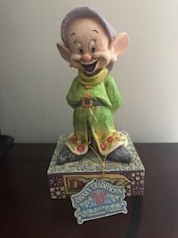 Jim Shore Dopey Figurine - brand new! Mississauga, L5B 2C9