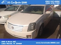 2007 Cadillac CTS lake worth