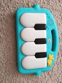 Crib piano, Fisher price  Rahway, 07065