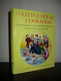 The Little House Cookbook