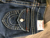 100% authentic true religion jeans Mississauga, L5V 1W7