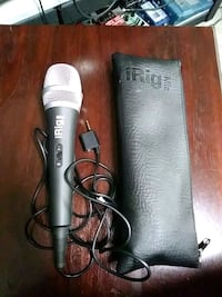 Irig mic with case