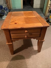 End Table Caldwell
