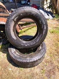 Two 255/80 r17