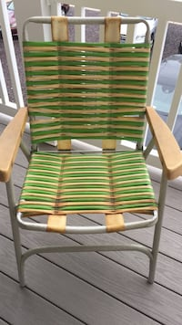 Vintage lawn beach chair Make an offer enjoy Plymouth Meeting, 19462
