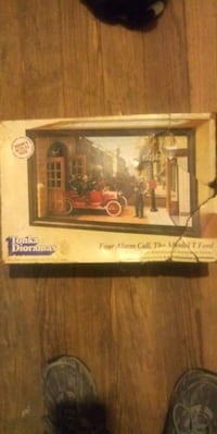 Very rare tonka dioramas the model t ford kit Gainesville, 30501