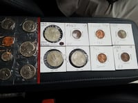 round commemorative coin collection New York, 11372