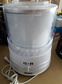 round white corded home appliance 3153 km
