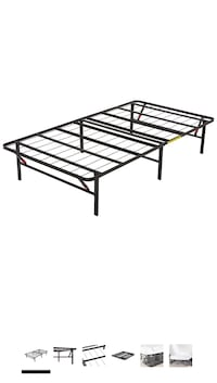 New steel bed twin size Xl  Greenbelt, 20770