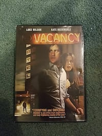 10 Vacancy DVD case Franklin, 16323