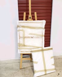 white and brown wooden rack Bladensburg, 20710