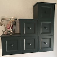 black wooden cabinet with drawer Palmdale, 93551