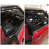 Auto glass repair and replacement Vaughan, L4H 2A4