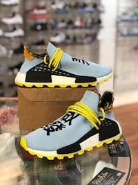 Inspiration pack clear sky Pharrell human race size 9 Silver Spring, 20902