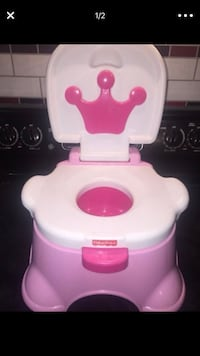 white and pink potty trainer Pharr, 78577