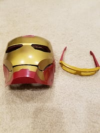Iron Man Mask and Glasses Springfield