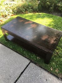Free coffee table Toronto, M4E 1A8