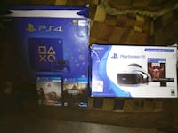PS4 days if play console and vr headset bundle  Phoenix, 85051