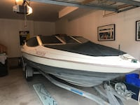 1990 Bayliner with the 97 motor 90 hp comes with the trailer Markham, L6E 0S3