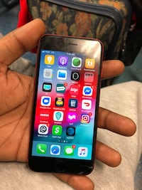 iPhone 8 red unlocked  Marietta, 30067