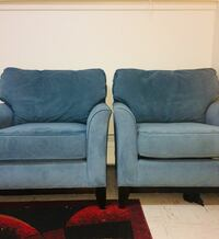 **2 Accent Style Couches Regina, S4N