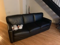 Leather couch  220 mi