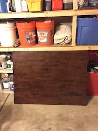 brown wooden 3-drawer chest Colorado Springs, 80923