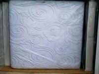 white and gray floral mattress Dundalk, 21222