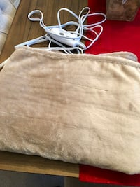 SOFT Electric Blanket  Arlington, 22201