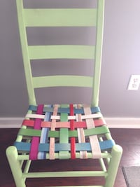 Chair made with belts it's not sold so I reposted it  Nicholasville, 40356