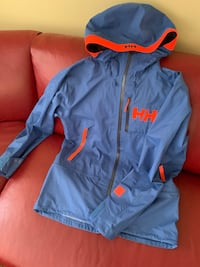 blue and red zip-up jacket Revere, 02151