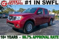 2019 Nissan Frontier SV Fort Myers
