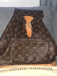 LV Montsouris Backpack Stavanger, 4014