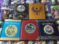 5 Interactive Ologys book set London, N5Y 2A2