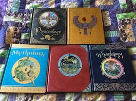 5 Interactive Ologys book set
