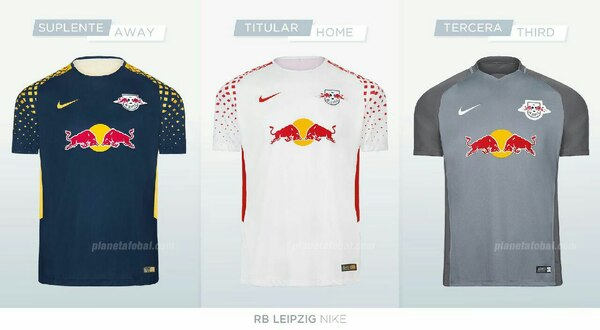 Camiseta Red Bull Leipzig