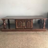 SOLID ANTIQUE WOOD COFFEE TABLE  Vancouver, V5T 3G6