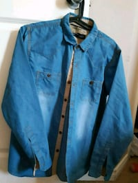 Men's Jeans Shirt Medium Airdrie, T4A