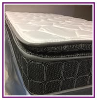 Queen Pillow Top Mattress Pick up today for $50 Down Mount Zion