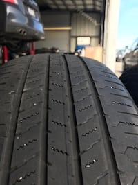 2 tires 225/65R17 King City