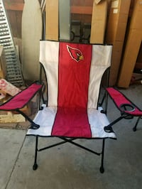 Arizona cardinalsTailgate Quad Chair with Click &  Fullerton
