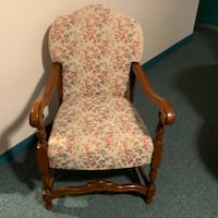 Vintage arm chair MISSISSAUGA