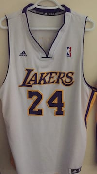 Lakers #24 Kobe Bryant's jersey  Cambridge, N1R 4C7