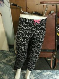 Girls pj bottoms Sherwood Park, T8A 2L4