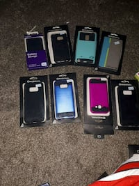 assorted smartphone cases and smartphone cases Edmonton, T5P 0G7