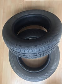 All season Continental tires 2 per 150$ Vancouver, V6Z 1W5