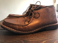 pair of brown leather loafers Toronto, M2N