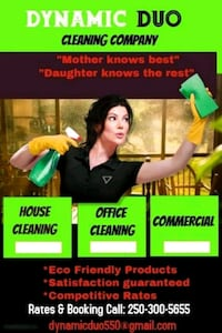 House cleaning Westbank, V4T 3C5
