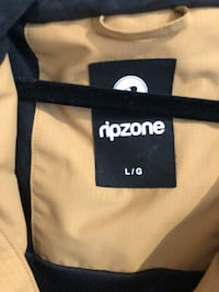 Ripzone jacket Large for pick up only Vancouver, V6E 1H6